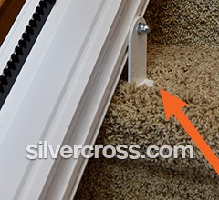 Stairlift Rail Mounting Stair | Silver Cross
