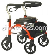 Evolution Expresso Rollator | Rollators | Silver Cross