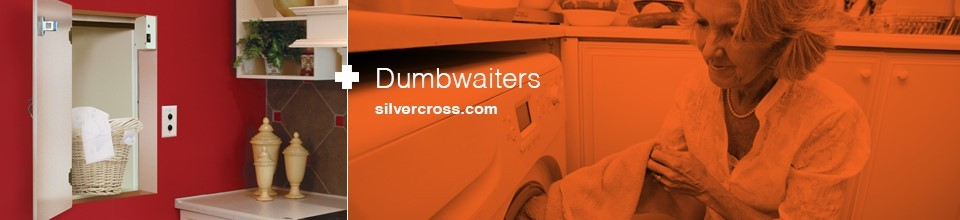 Silver Cross dumbwaiters banner