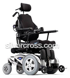 Invacare FDX Power Wheelchair | Silver Cross