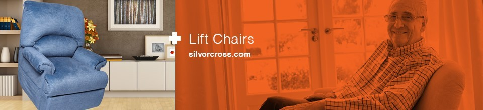 Silver Cross lift chairs banner