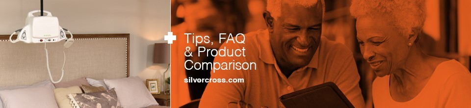 Silver Cross tips and faq banner