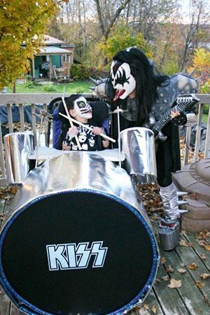 Drummer - Sacha's Park / ViaFacebook: media